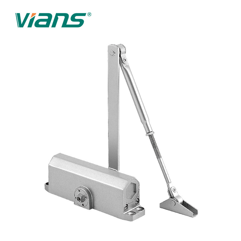 Concealed Automatic  Door Closer , Door Hydraulic Closer Max 40KG 130°